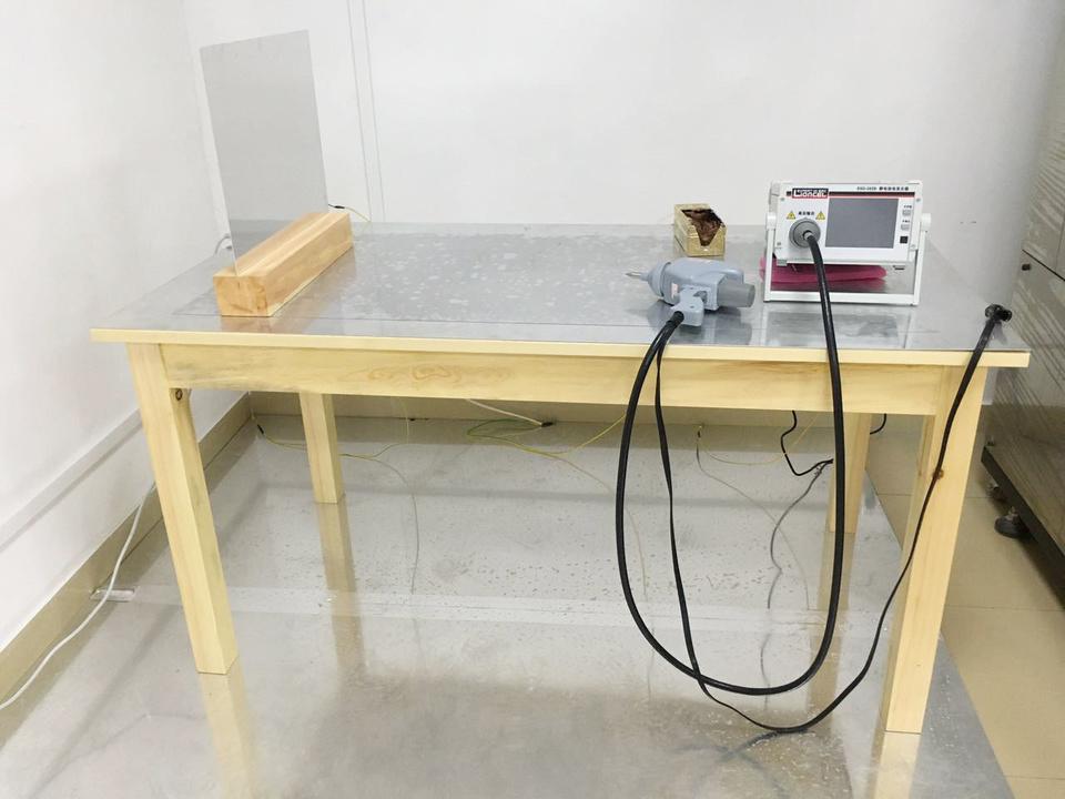 Anti-static tester